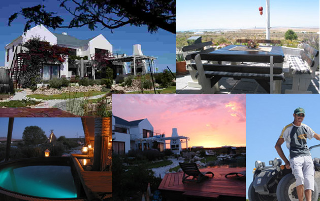 Far Out Guest House in Paternoster